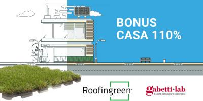 roofingreen bonus casa 110%